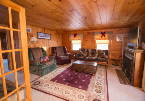 Family Room - Lake View Lodge