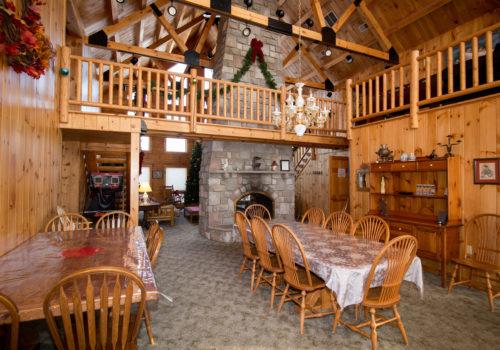 Great Room - Lake View Lodge