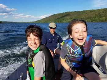 Pocono Activities - Lake View Lodge