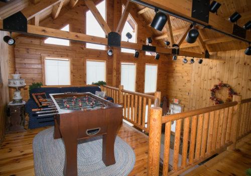 Rec Room - Lake View Lodge